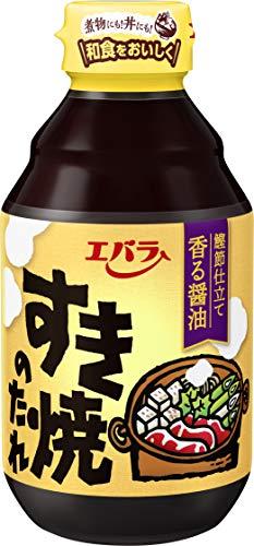 エバラ すき焼のたれ 瓶300ml