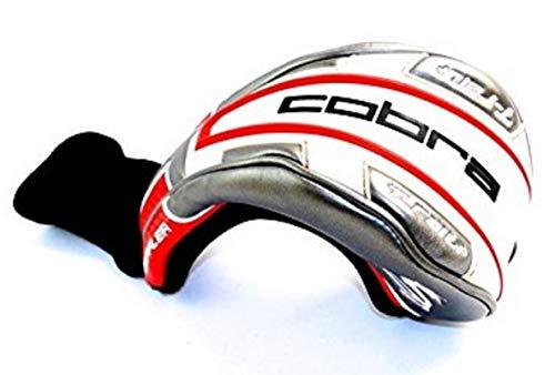 Cobra T-Rail Plus+ Fairway Wood Headcover Red/Gray/White
