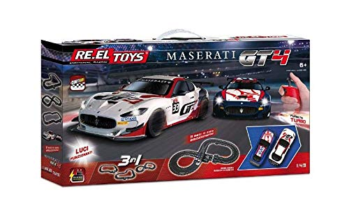 RE.El Toys Pista Maserati GP4 0904