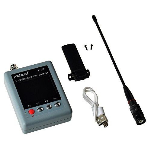 Mcbazel SF-103 Contador de frecuencia de 2-2800mHz