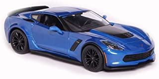 Chevrolet 2015 Corvette C7 Z06 Blue 1/24 by Maisto 31133