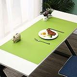Esteso Pvc Tappetino Per Mouse Scrivania,Acqua-resistente Non-scivolare Tappetino Per Mous...