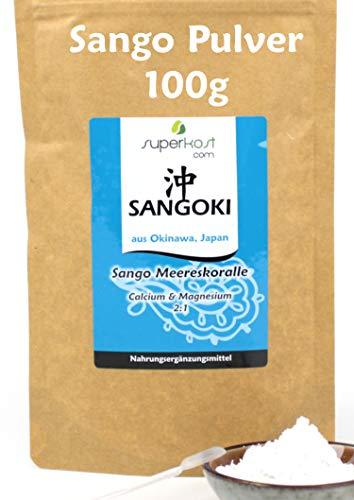 100 g Sango zeekoraal poeder origineel uit Okinawa actieprijs!