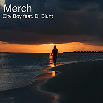 Merch (feat. D. Blunt)