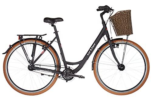 Ortler Monet Wave schwarz Rahmenhöhe 50cm 2021 Cityrad