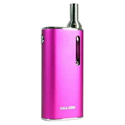 Eleaf iStick Basic Kit 2300 mAh mit GS Air 2 Clearomizer 2 ml, Riccardo All-in-One e-Zigarette, fuchsia (pink)