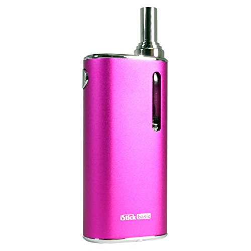 Eleaf iStick Basic Kit 2300 mAh mit GS Air 2 Clearomizer 2 ml, Riccardo All-in-One e-Zigarette, fuchsia (pink)