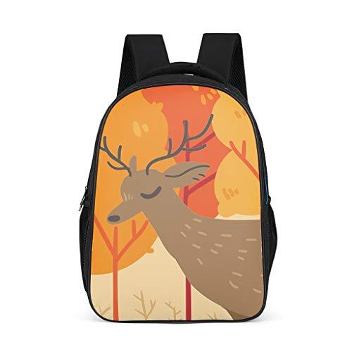 Animal Child's School Bags Large Perfect Size Sports animal grey onesize