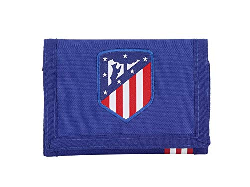 Atlético de Madrid 'In Blue' Oficial Cartera Billetera