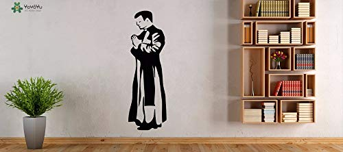 BailongXiao Senza Telaio-Adesivi murali Adesivi murali Religione Cristiana