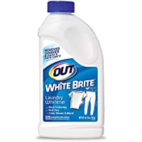 OUT White Brite Laundry Whitener 1 Lb / 12 Oz. Bottle