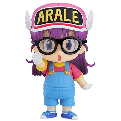 ZEwe Animado Q Character Arale Modelo de Juguete muñeca