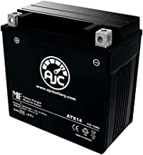 WestCo WCP14 Powersports Replacement Battery - This is an AJC Brand Replacement