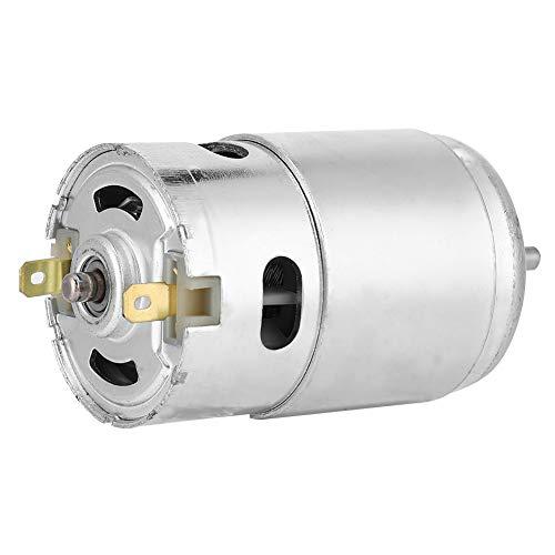 Motor En Miniatura, Herramienta Eléctrica De 3000 RPM Motorreductor Eléctrico De Reducción De Velocidad Micro para Máquina Pulidora Máquina De Cuentas, Cortacésped, Sierras De Alambre