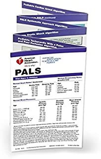Pediatric Advanced Life Support Pocket Reference Card (2015 Update)