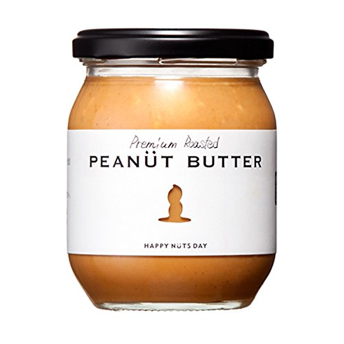 HAPPY NUTS DAY(ハッピーナッツデイ)『ピーナッツバター 粒あり』