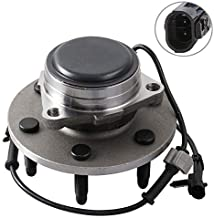 MOSTPLUS Wheel Bearing Hub Front Wheel Hub and Bearing Assembly 515054 Compatible for..