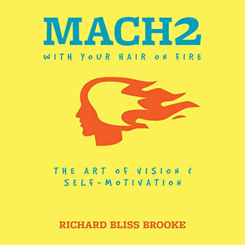 Mach2 audiobook cover art