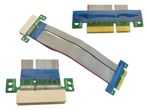Preisvergleich Produktbild Kalea-Informatique Riser,  PCI-Express,  4 Port PCI-E,  biegsam,  1x,  Länge 185 mm
