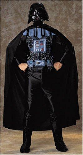 Rubie's-déguisement officiel - Star Wars- Costume Déguisement Adulte Dark Vador - Taille Standard- ST-16612