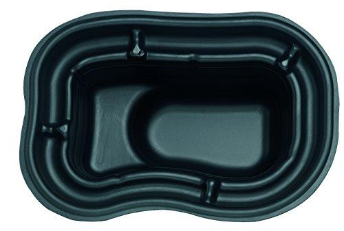 OASE 36767 Teichschale PE 250 | Teichbau | Kunststoffbecken | Gartenteich | Fertigteich | Teichwanne