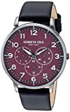 Kenneth Cole New York Male Stainless Steel Quartz Watch with...