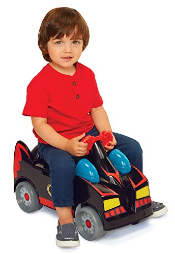 Fisher Price 78233 Batman Wheelies Ride on, Multi