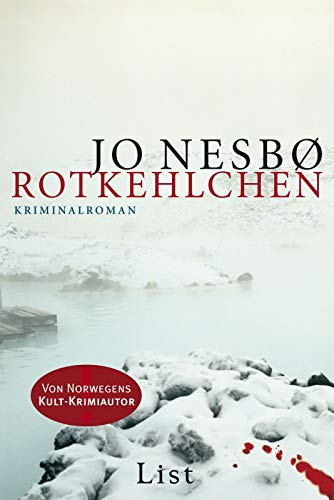Rotkehlchen (Ein Harry-Hole-Krimi, Band 3)