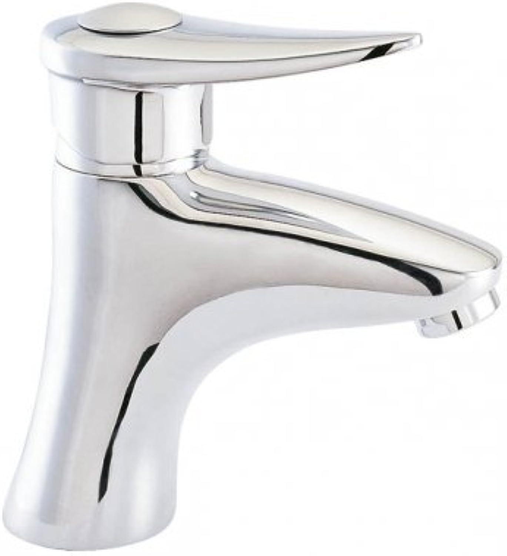 blueewater Chromed Bathroom Sink tap COL-BUN.010C, Grey