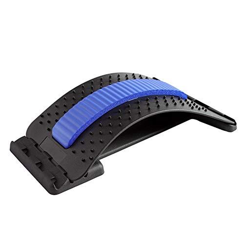 Rückenstrecker,Rückenmassage Unterstützung,Rückendehner Back Stretcher,Rückendehner Gerät zur Haltungskorrektur und Rückenschmerzlinderung