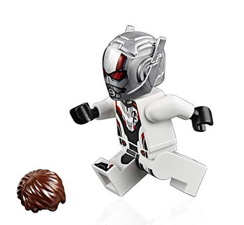 LEGO Marvel Avengers Endgame MiniFigure - Ant-Man (with Hair Piece) Set 76124