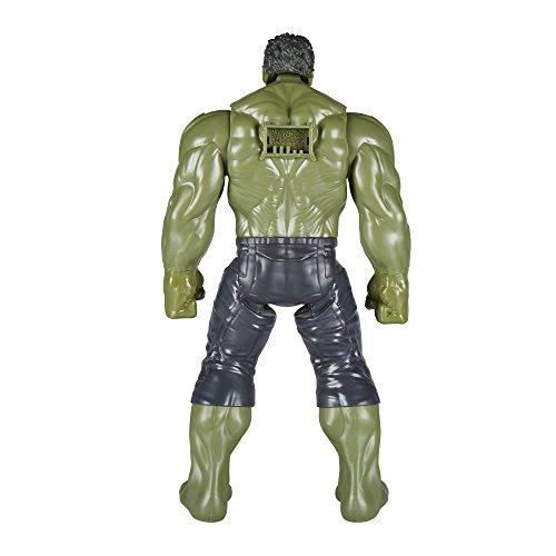 Figurine de Hulk de la Série Titan Hero - 4