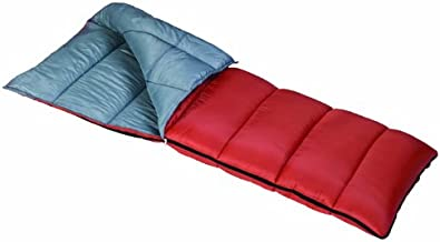 Mountain Trails Sycamore 30 degrees Extra Long Sleeping Bag (33 x 77-Inch, Orange and Silver)