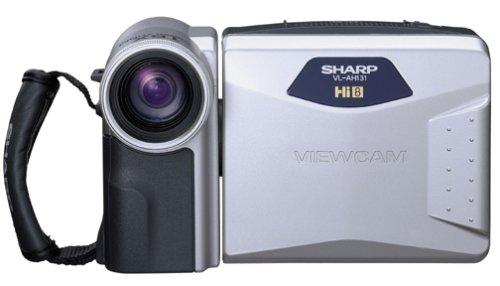 hi8 camcorders Sharp VLAH131U Hi8 Viewcam with 3