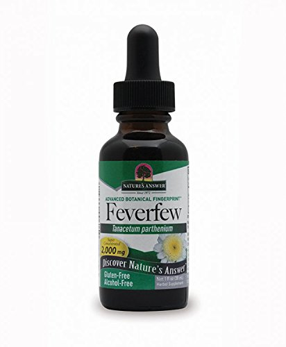 Natures Answer Feverfew Supplements