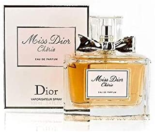 Chŕistáin Diór Miss Diór Cherie Eau de Parfum Spray For Women 3.4 OZ./ 100 ml.