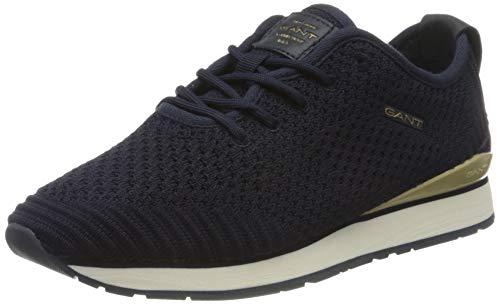 GANT Footwear Damen BEVINDA Sneaker, Blau (Marine G69), 40 EU
