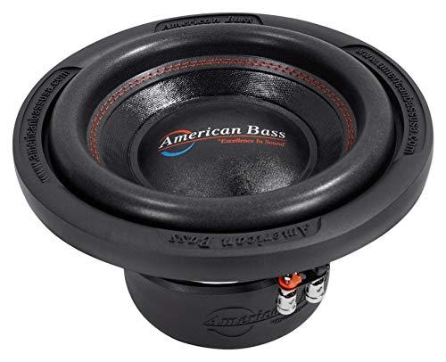 American Bass Usa XD 1044 900 Watt Max Dual 4Ohm 10 Inch Subwoofer
