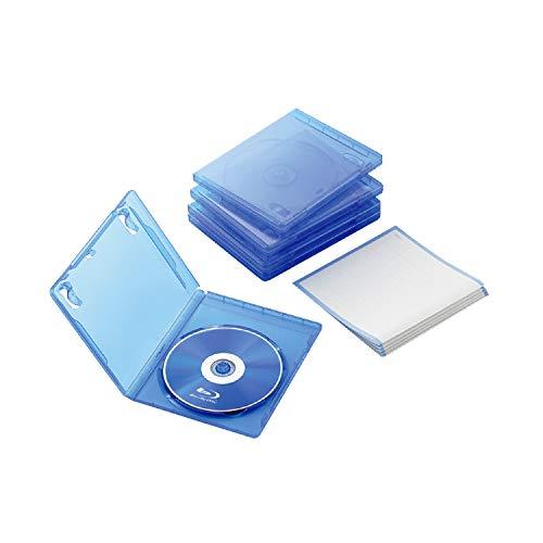 エレコム『Blu-rayディスクケース(CCD-BLU105)』