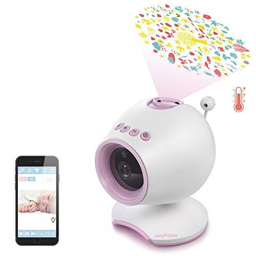 WiFi Baby Monitor, HD Baby Video Camera