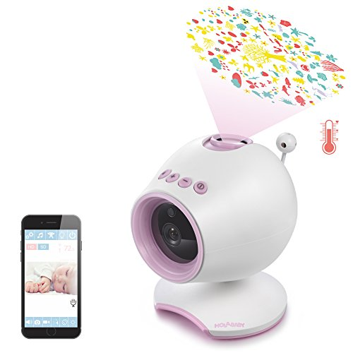WiFi Baby Monitor, HD Baby Video Camera