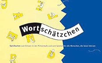 Wortschätzchen: Spielkarten zum Einsatz in der Primarstufe