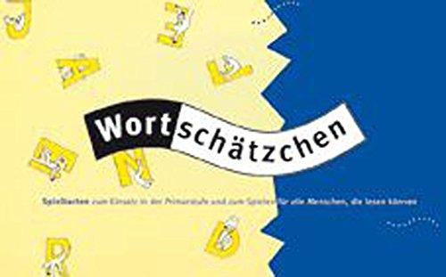Wortschätzchen: Spielkarten zum Einsatz in der Primarstufe und zum Spielen für alle Menschen, die lesen können (1. bis 4. Klasse)