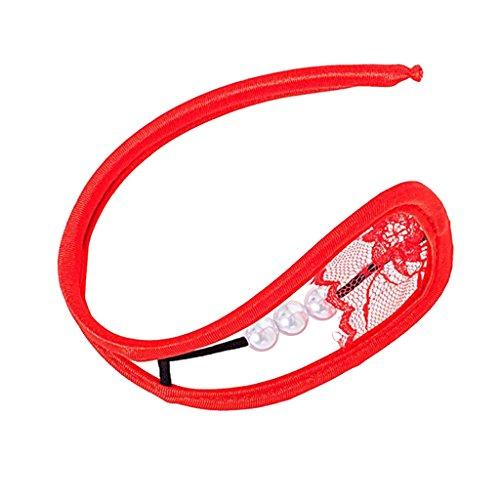 Baoblaze Tangas de Cuerdas en C para Mujer Ropa Interior C String Silicona Hembra Color Atractivo