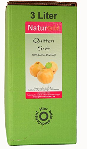 Quittensaft Direktsaft 3L
