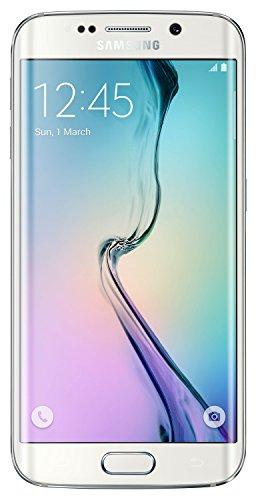 T-Mobile - Teléfono inteligente Samsung Galaxy S6 EDGE G925T (32 GB, 4G LTE, desbloqueado por T-Mobile) para todos los operadores GSM - White Pearl