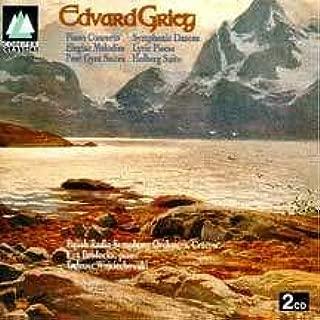 Grieg: Piano Concerto/Symphonic Dances/Peer Gynt Suites/Holberg Suite/Elegiac Melodies/Lyric Pieces