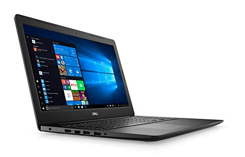 Product Image 5: Dell Inspiron 3000 Series 15.6″ HD Notebook – Intel Celeron 4205U 1.8GHz – 4GB RAM 128GB PCIe SSD – Webcam – Windows 10 Home in S Mode, Black