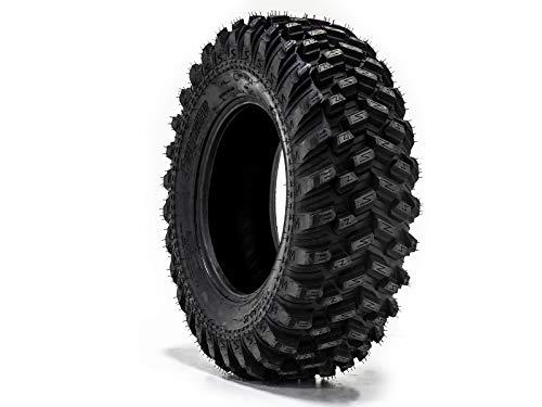 "SuperATV XT Warrior Off Road Tire - 34x10-14 - for Polaris, Can-Am, Kawasaki, Yamaha, Honda, Arctic Cat, Rock & All Terrain UTV/ATV - 34"" - Standard"