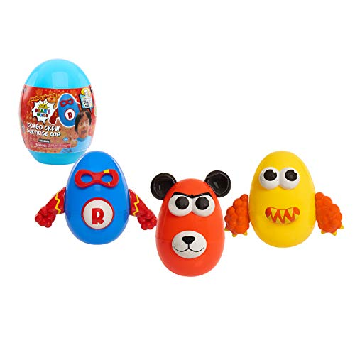 Ryan's World Combo Crew Surprise Egg, Colors May Vary